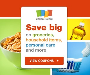 foods and grocery coupons from coupons.com