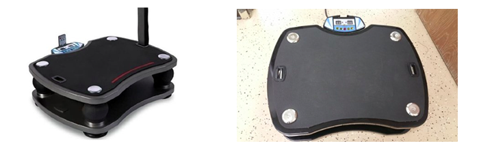 42 Hz High Speed Whole Full Body Vibration Plate