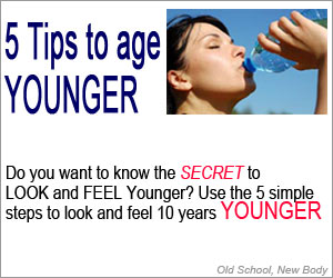 5 Tips to Reduce Aging