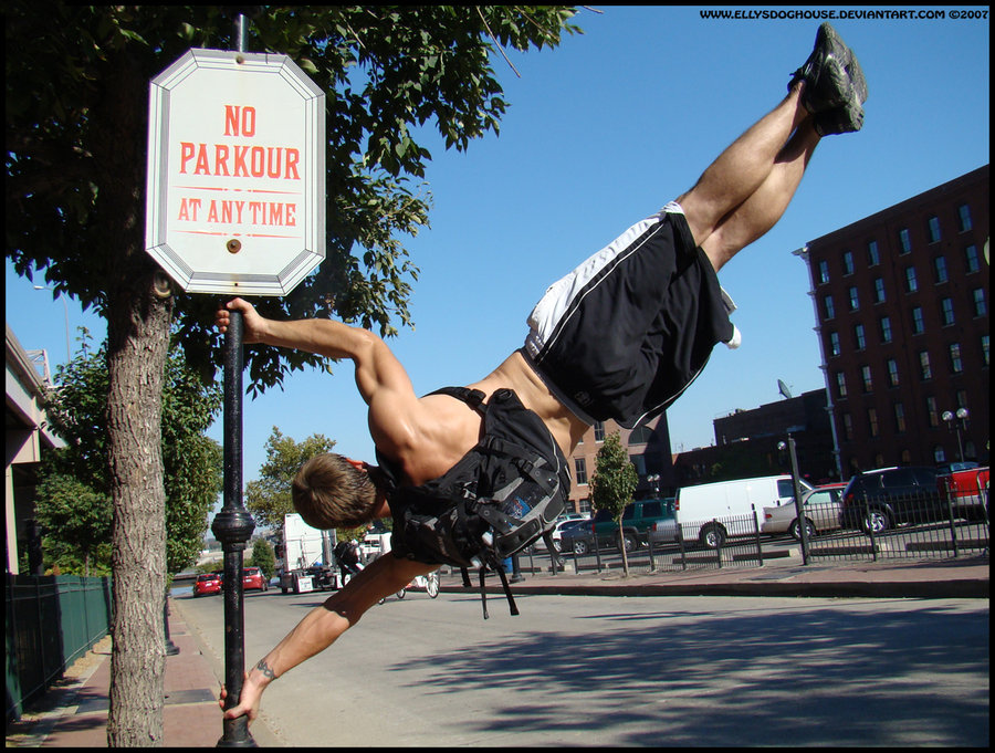 exercises for parkour