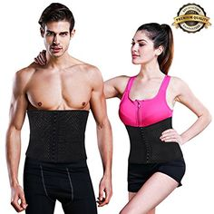 Waist trainers for men and women