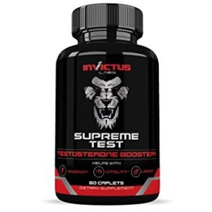 Extra Strength Testosterone Booster (60 Caplets)