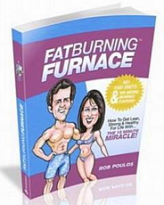 fat burning furnace logo
