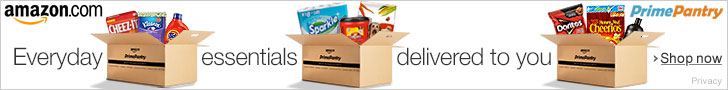 amazon order your essentials banner