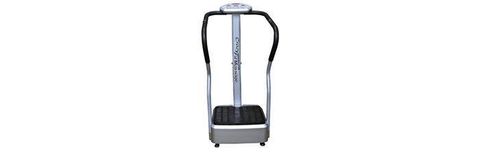 2010 crazy fit vibration massager