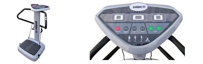 Gadget Fit Power Vibration Machine