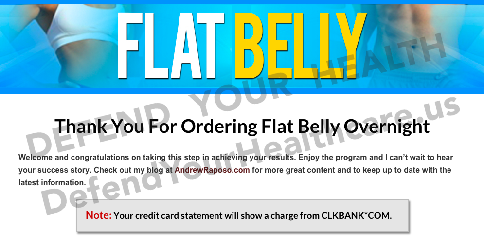 Flat Belly Overnight >> Flat Belly Overnight Review Results I Ll Show You Inside