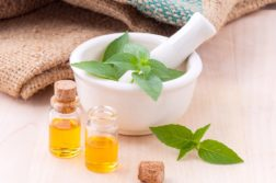 essential oil weight loss