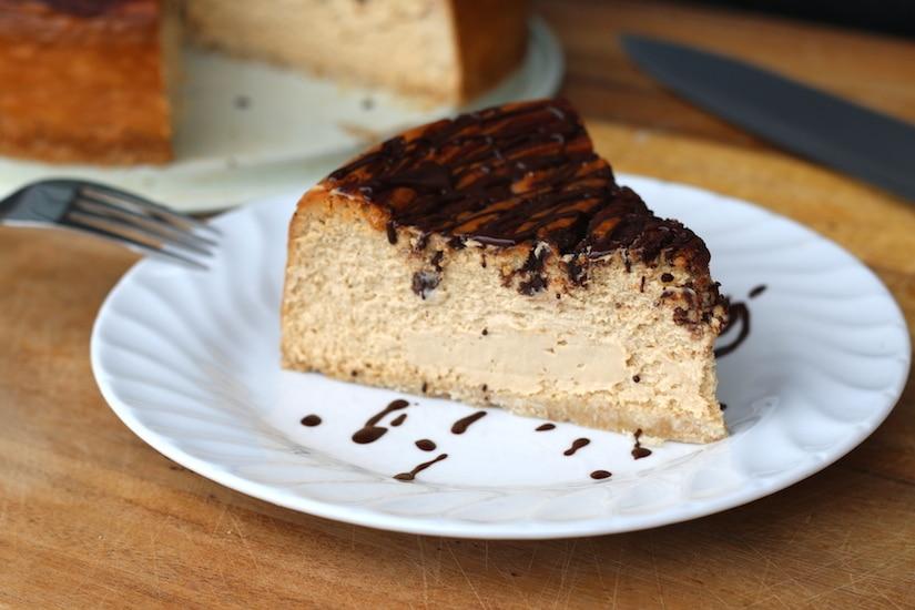 wild diet chocolate cheesecake