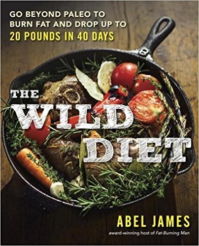 the wild diet by able james