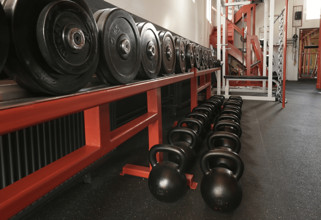 lift weights to help with belly fat