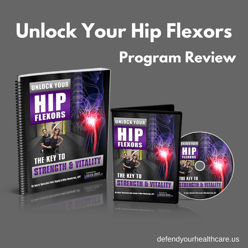 Hip Flexor Exercise Machine