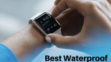 best waterproof fitness trackers