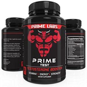 Prime Labs Men's Testosterone Supplement (60 Caplets)