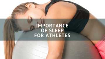 sleep for athletes