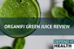 Organifi Green Juice review