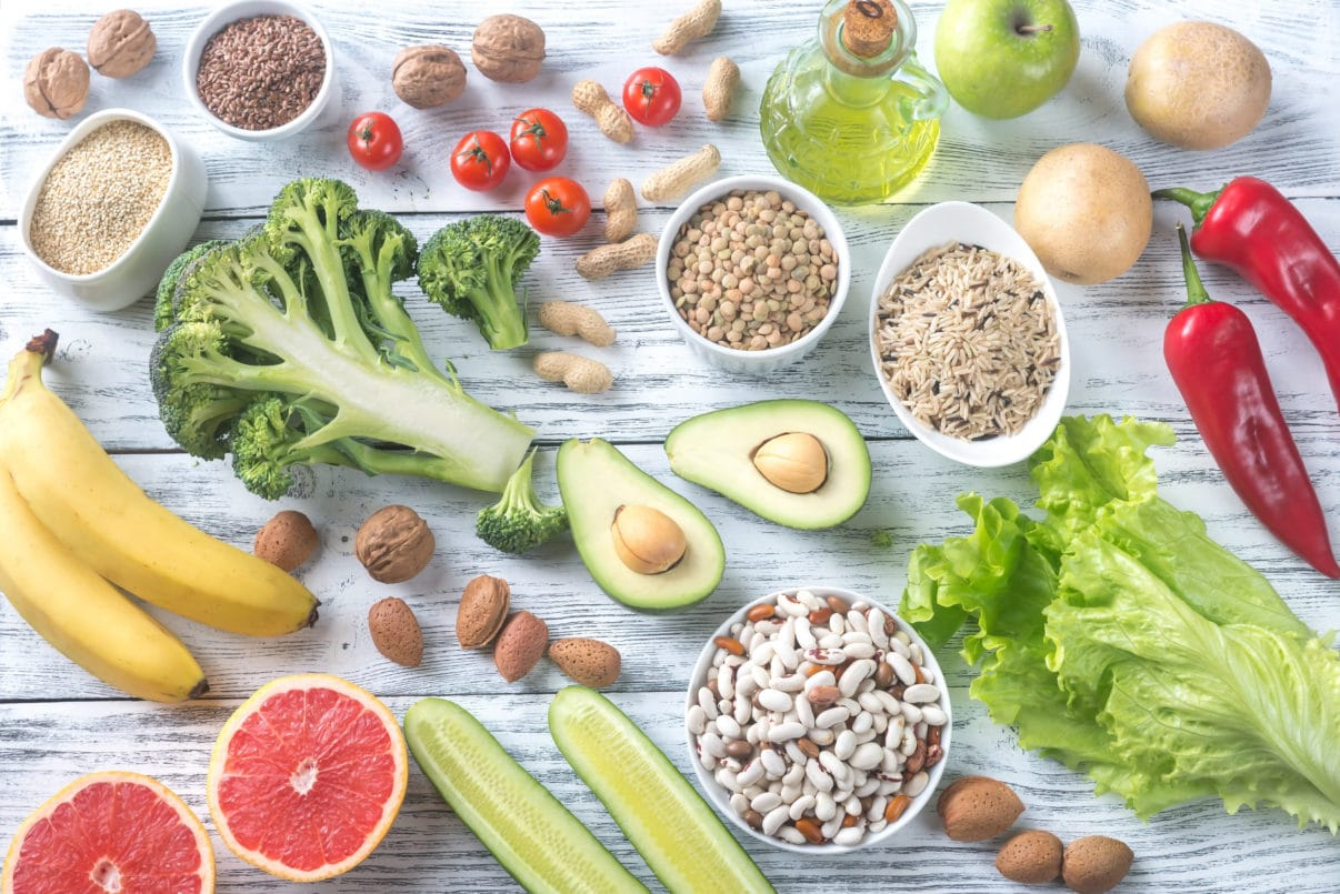 Plant-based foods to help recover from a cold